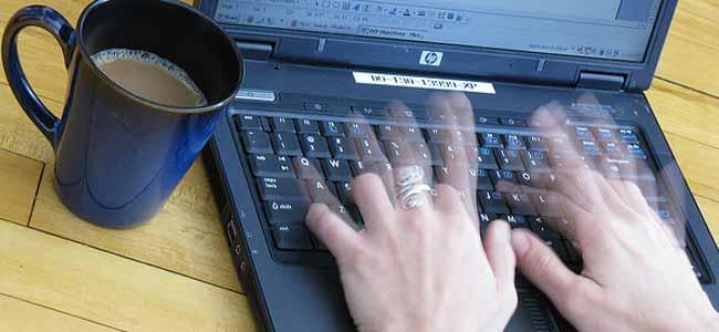 Comment écrire plus et plus vite